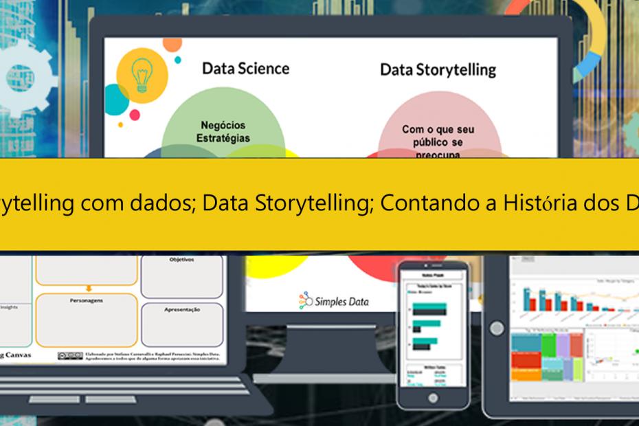Palestra Data Storytellin, Storytelling com dados