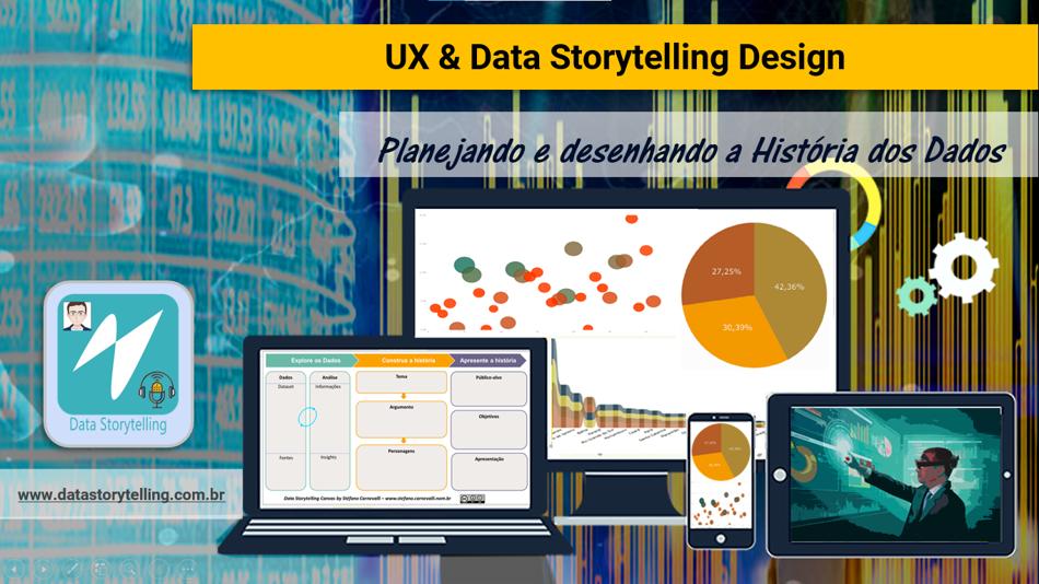 UX Data Storytelling Design